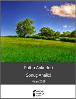Poltio Anket Analizi