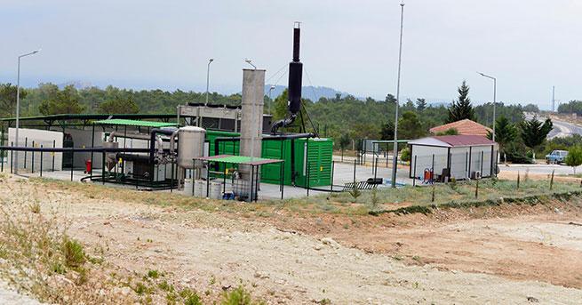 Çöp'ten Enerji Üretimi