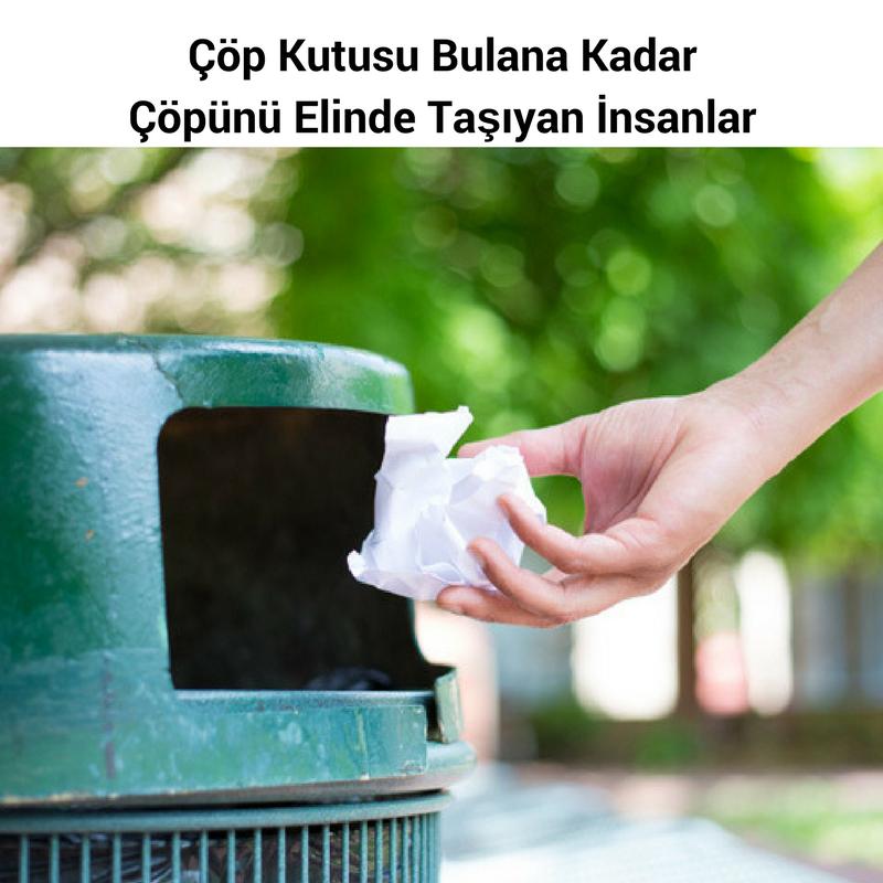 """Ekşi Sözlük'te Açılmış En Güzel Başlık -""""Çöp Kutusu Bulamayınca Çöpü Elinde Taşıyan İnsanlar"""""""