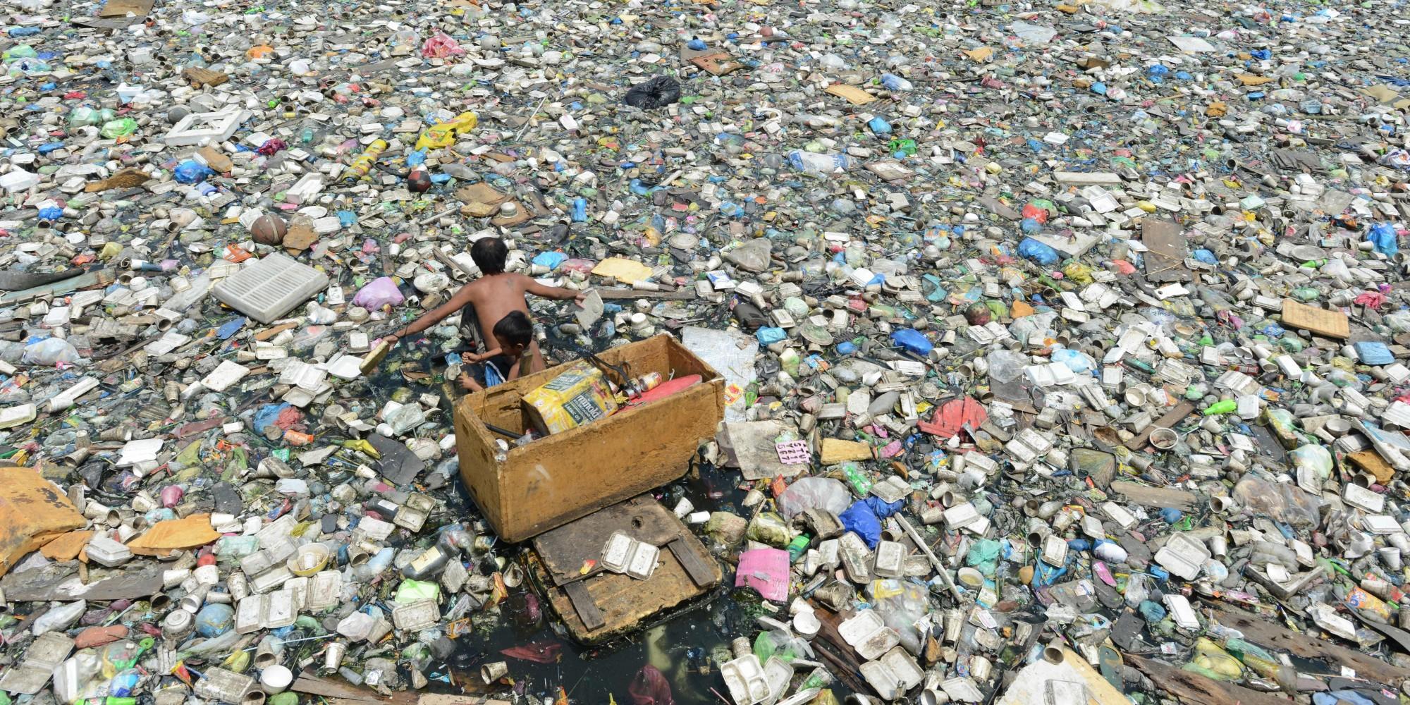 İnsanoğlu Sadece 67 Yılda Tam 9 Milyar Ton Plastik Üretti