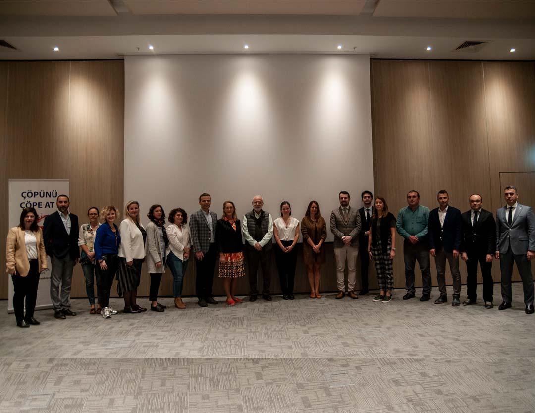 Türkiye Atık Algı ve Farkındalık Araştırması Çalıştayı