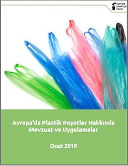 Avrupa'da Plastik Poşetler Hakkında Mevzuat...