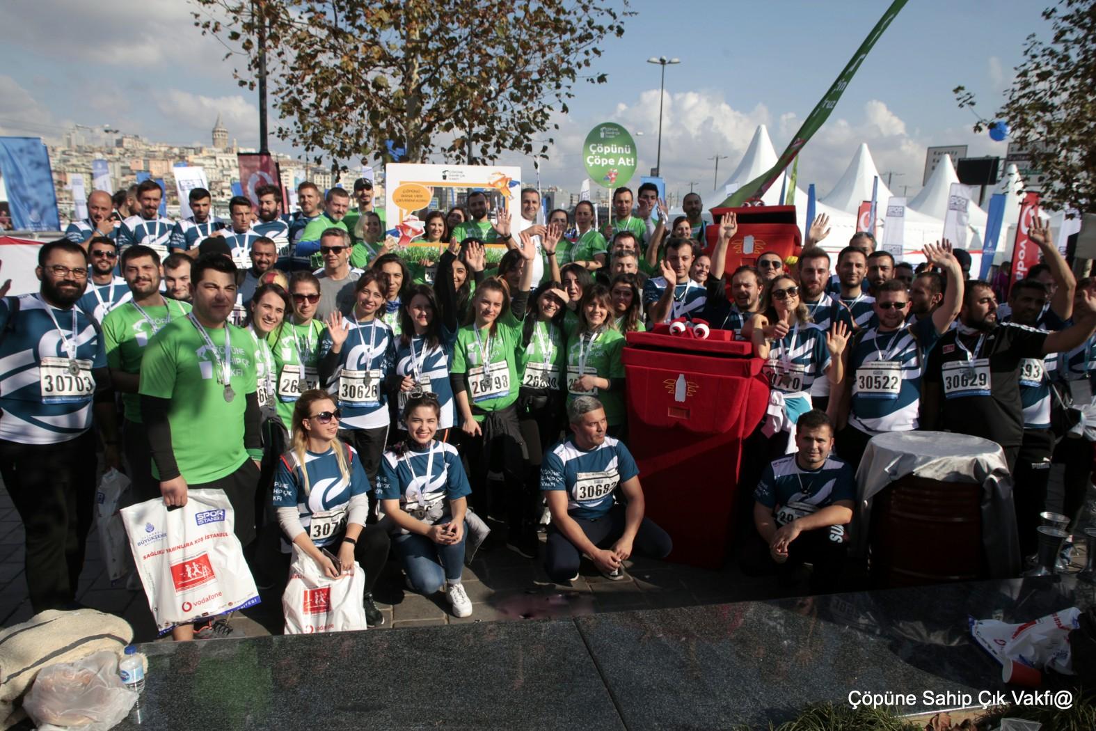 40.Vodafone İstanbul Maratonu Etkinlikleri